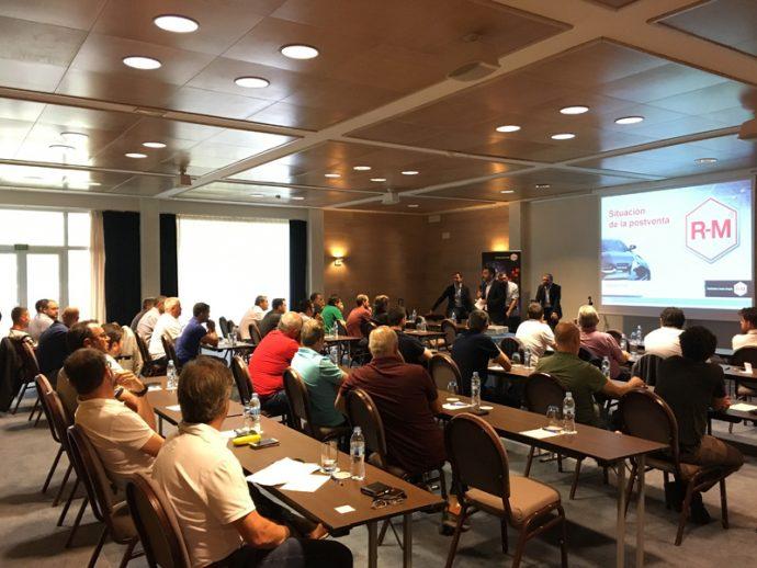reunión anual BASF Coating Services Cataluña