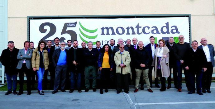 reunión equipo comercial Montcada 2019