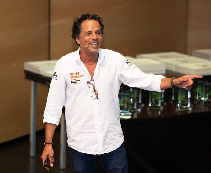 Ricardo Oliveira Premios Calidad y Servicio