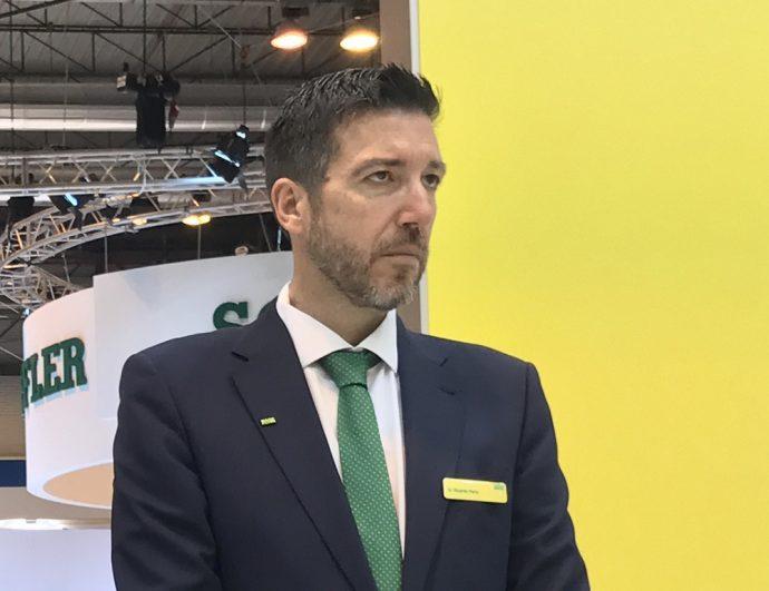 Ricardo PerisDirector Comercial para España de MANN+HUMMEL Iberica