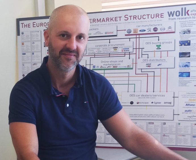 Richard Izquierdo entrevista sobre Economía Circular de Lizarte
