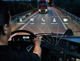 Renault Trucks lanza el nuevo sistema de audio Roadpad