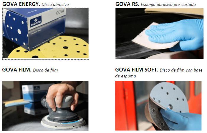 Estudio sobre equipamiento de los talleres de chapa y pintura (I)