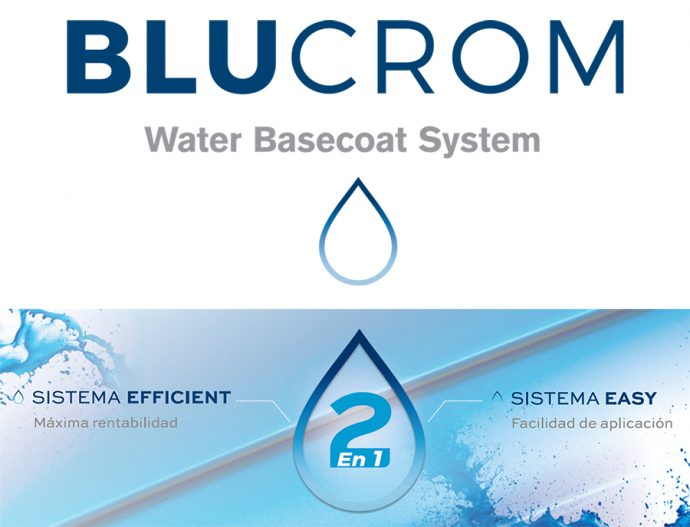 Roberlo Blucrom permite dualidad de sistemas Efficient y Easy