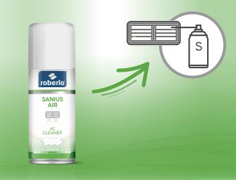 Roberlo completa su oferta de protección a los talleres con Sanius Air