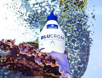 Así es lo nuevo de Roberlo: sistema de color Blucrom en base agua