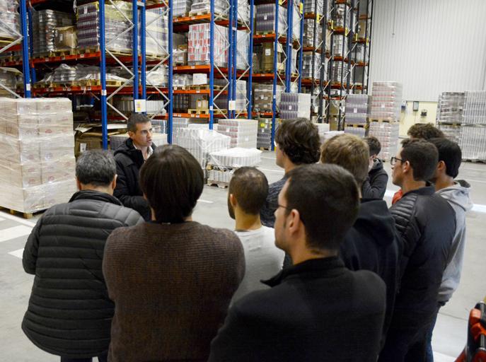Roberlo y Universidad de Girona mejoras en eficiencia logística