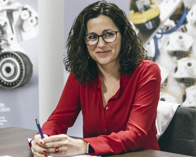 Rocío Dolz entrevista para Andel