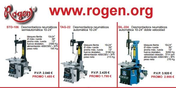 Rogen Catálogo de Promociones 2017