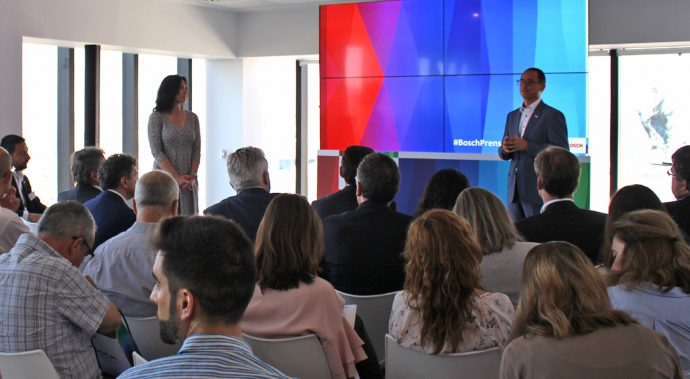 Bosch crece un 7,5% en España