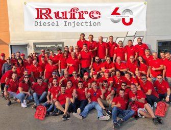 Rufre celebró su 60 Aniversario