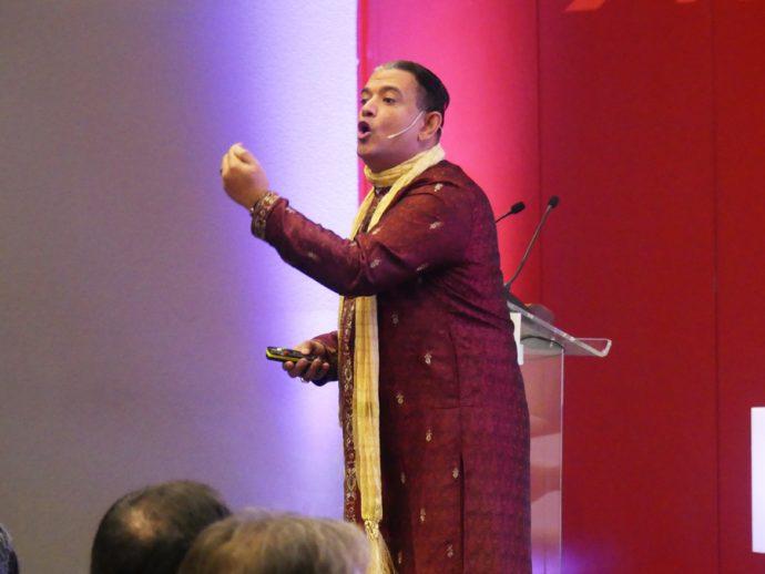 Sanjay Sauldie II Congreso de Aftermarket ASER