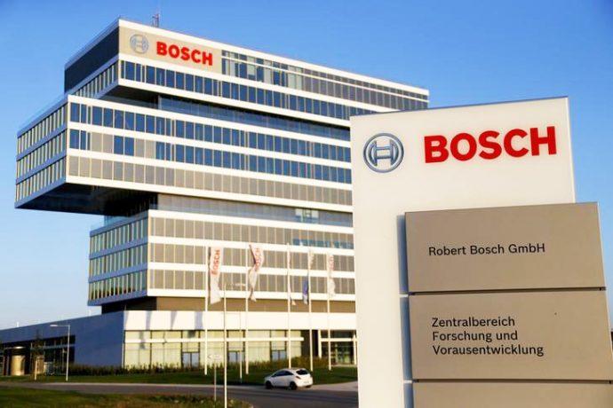 sede central Bosch