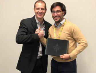 Sergio Feito, nuevo director Comercial y de Desarrollo de Negocio de Guaja Trading-BG Products