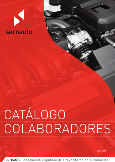 Sernauto catálogo de colaboradores