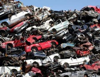 Sernauto alerta del peligro de las bajas temporales de vehículos con fines ilícitos