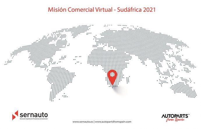 Sernauto organiza misión comercial virtual de proveedores automoción españoles al mercado sudafricano