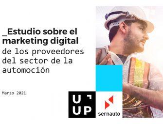 Sernauto explica a proveedores de automoción las claves del marketing digital