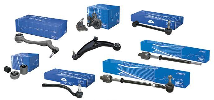 SKF ampliación kits de cadena de distribución y kits de dirección y suspensión