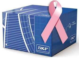 SKF colabora con la AECC en la lucha contra el cáncer de mama
