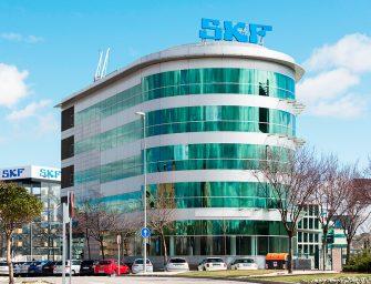 SKF creará en Madrid un centro de servicios financieros europeo