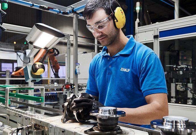 SKF fábrica de Tudela alcanza neutralidad en carbono