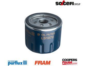 Los nuevos motores FireFly de FCA, equipados con el filtro de aceite Sogefi