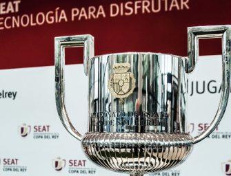 Últimos días del sorteo de MotorOK: ¡llévate merchandising de los finalistas de la Copa del Rey!
