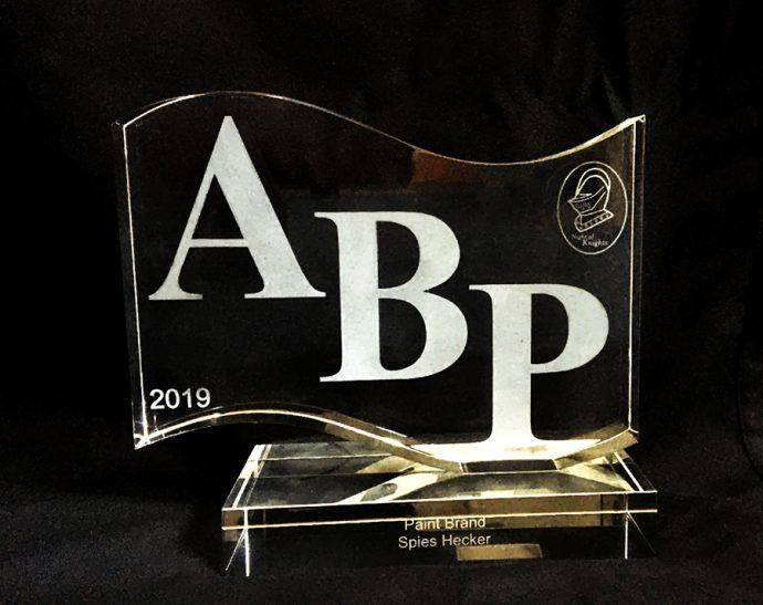 Spies Hecker premios Knights Awards del Club ABP