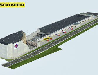SSI Schaefer se adjudica un nuevo contrato con el operador logístico 2XL