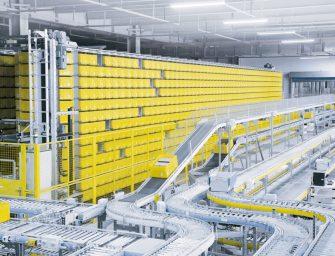 SSI Schaefer construye el nuevo centro de distribución de Suning en el este de China
