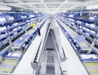 SSI Schaefer moderniza el centro de distribución de la farmacéutica Slawex