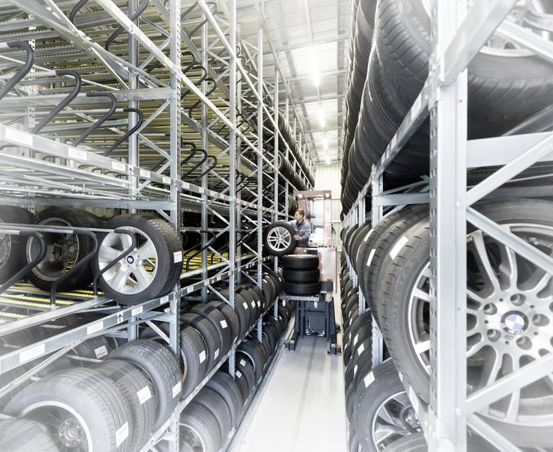 SSI Schaefer Motortec Automechanika 2019 b