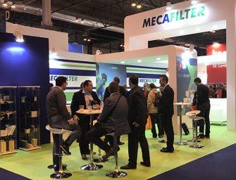 El concurrido stand de Mecafilter reflejó su exitoso paso por Motortec