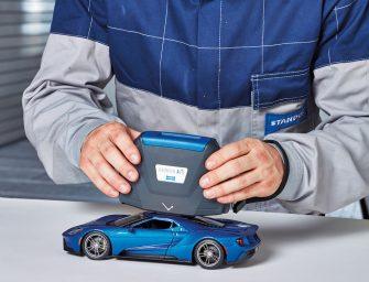 Standox lanza su propio color: el azul brillante Performance Blue