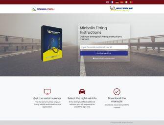 Steigentech facilita al taller la instalación de correas de distribución Michelin