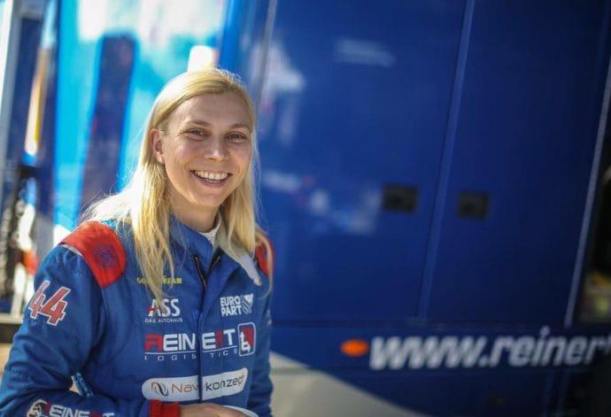 Gran Premio del Camión 2017 Stephanie Halm