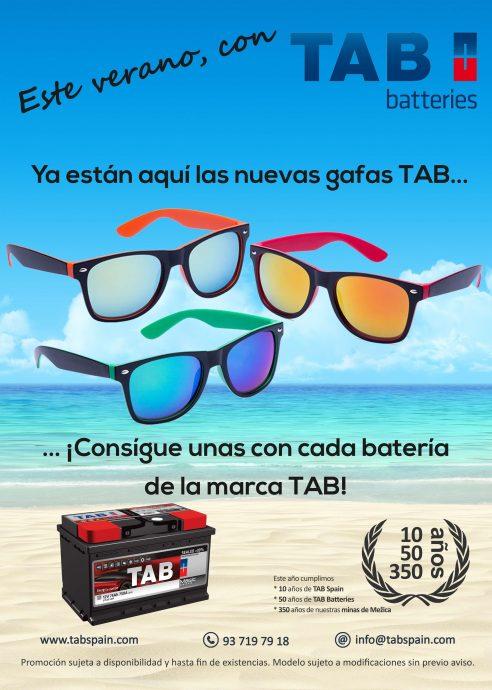 TAB SPAIN - Campaña de verano