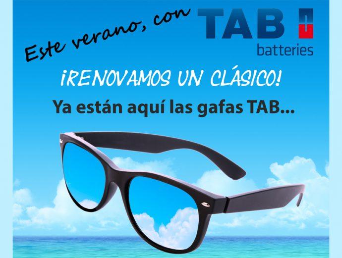TAB Spain campaña de verano gafas de sol