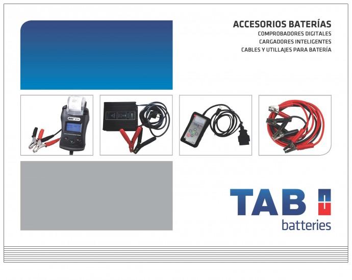 TAB SPAIN - Nuevo catálogo de accesorios