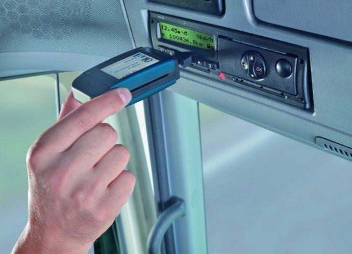 tacografo digital inteligente obligatorio vehículos nuevos a partir junio