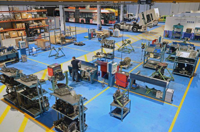 taller Autosur de Levante
