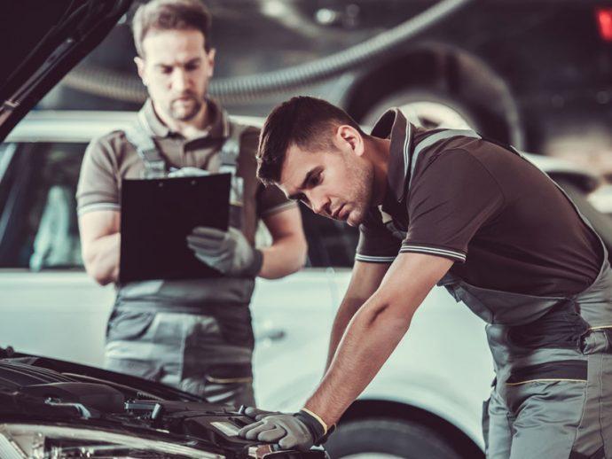 taller especialización en coches híbridos y eléctricos