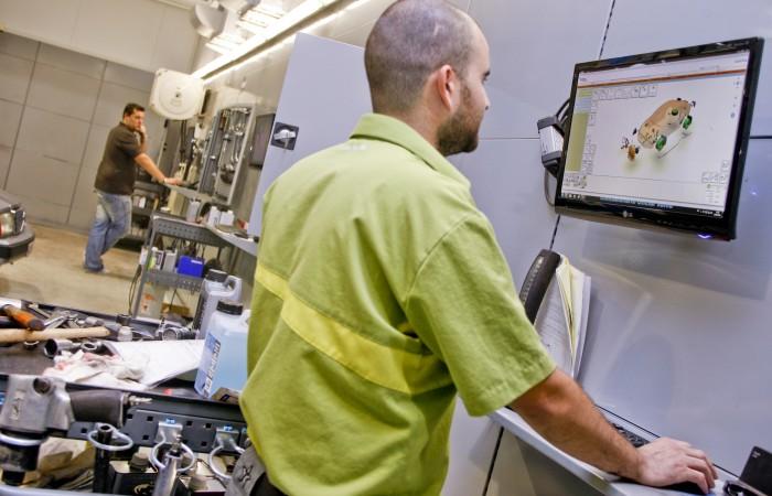 Un vehículo concentra más de la mitad de sus visitas al taller en sus cinco primeros años, según Audatex