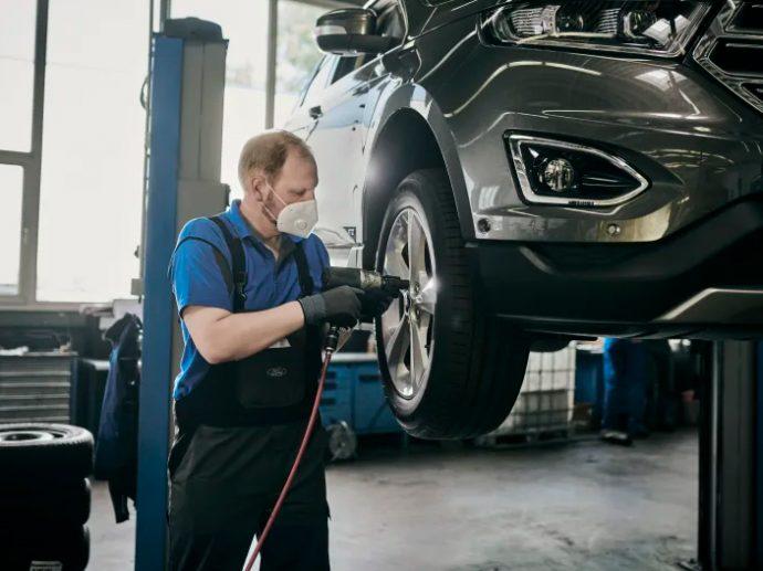 talleres de automoción caída de la facturación enero-junio 2021 respecto a mismo periodo de 2019