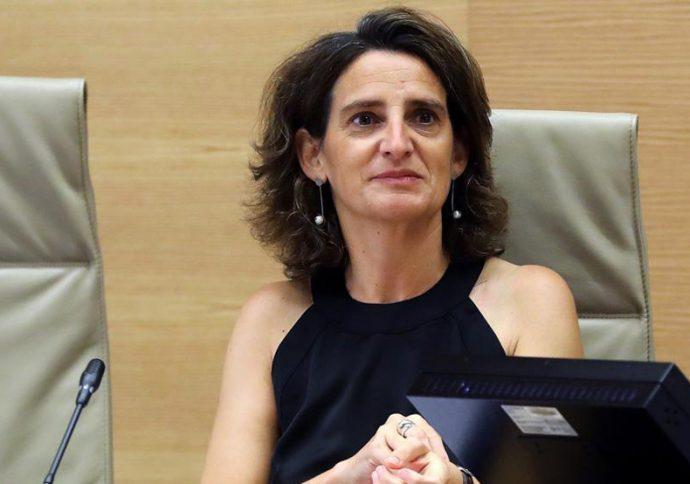 Teresa Ribera ministra para la Transición Ecológica