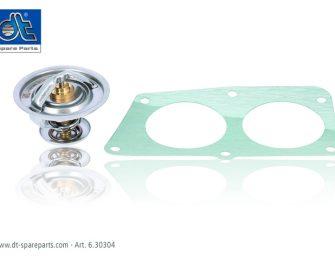 DT Spare Parts explica cómo funciona su termostato con junta 6.30304