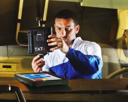 TEXA actualiza su software IDC5 Truck a la versión 46.0.0