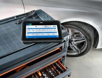 TEXA lanza el equipo de medición Laser Examiner