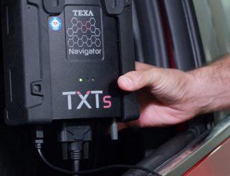 Con TEXA Navigator TXTs, diagnosis segura en los últimos modelos Renault